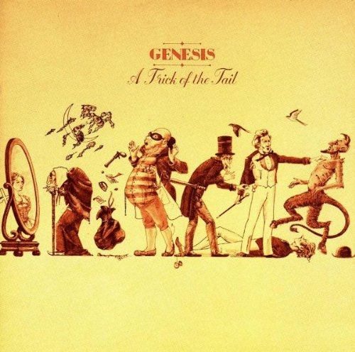 Genesis - A Trick of the Tail (Remastered)