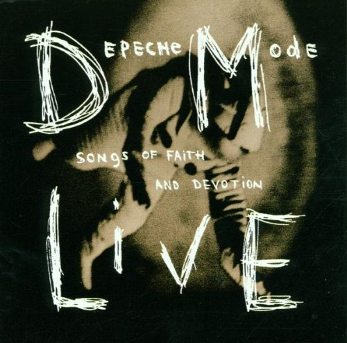Depeche Mode - Songs Of Faith And Devotion / Live