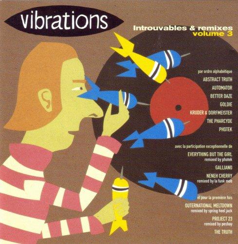 Sampler - Vibrations - Introuvables & Remixes 3