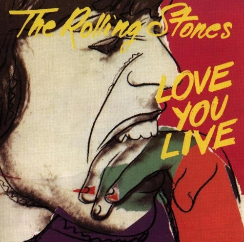 Rolling Stones , The - Love You Live