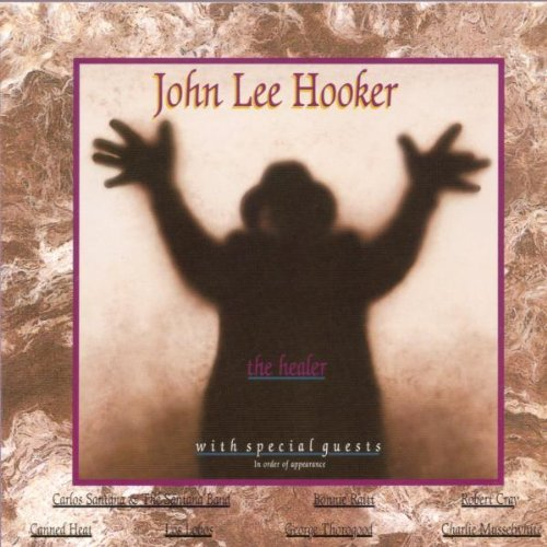 Hooker , Lohn Lee - The Healer