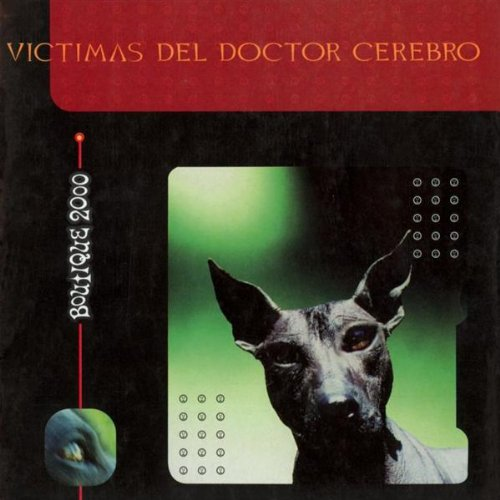 Victimas Del Doctor Cerebro - Boutique 2000