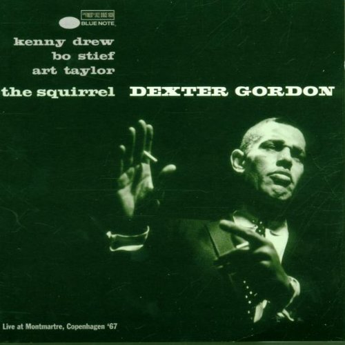 Gorden , Dexter - The Squirrel - Live at Montmartre, Copenhagen 67