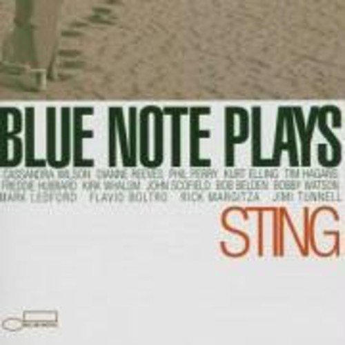 Sampler - Blue Note Plays: Sting