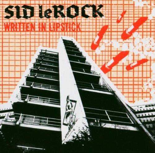 LeRock , Sid - Written in lipstick