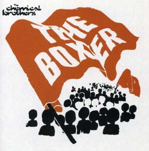 Chemical Brothers , The - The Boxer (Maxi)
