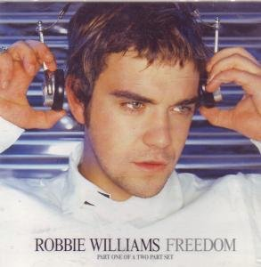 Williams , Robbie - Freedom - Part 1 of a 2 part set (Maxi)
