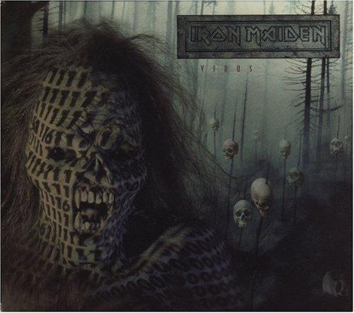 Iron Maiden - Virus (Maxi)
