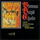 Vienna Boys Choir , The - Carols By Strauss And Pergolesi: Stabat Mater