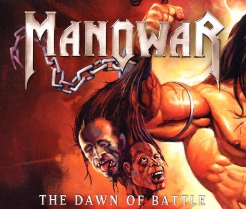 Manowar - The dawn of battle (Maxi)
