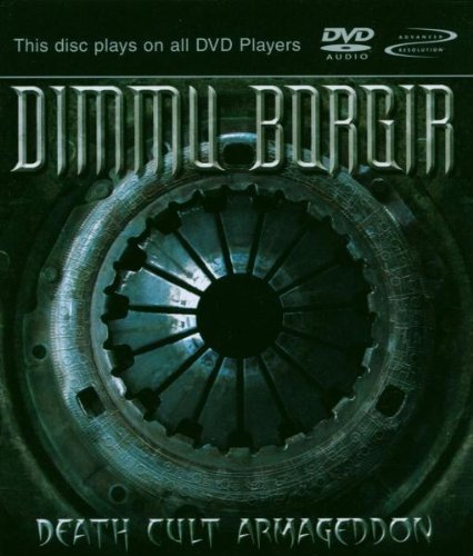 Dimmu Borgir - Death Cult Armageddon (DVD-Audio)