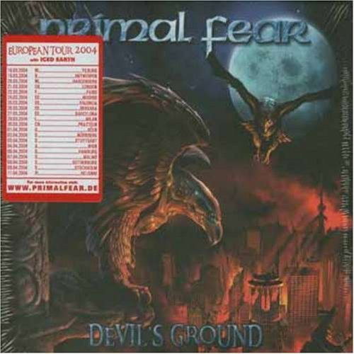 Primal Fear - Devil's Ground (Limited Edition)