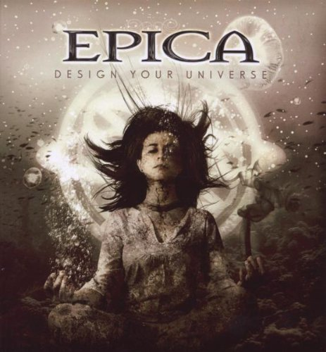 Epica - Design Your Universe (Limited DigiBook Edition)