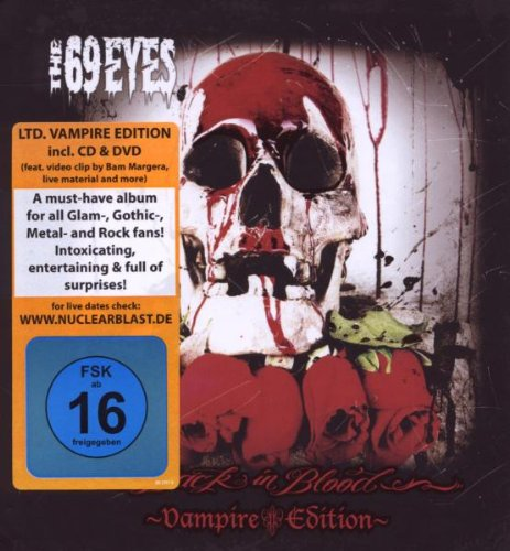 69 Eyes , The - Back In Blood (Vampire Edition)
