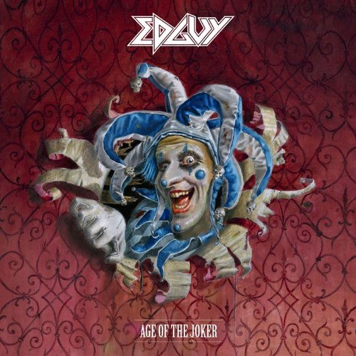 Edguy - Age Of The Joker (Limited DigiPak Edition)
