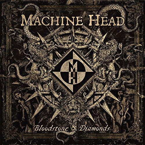 Machine Head - Bloodstone & Diamonds (Limited Picture Vinyl) [Vinyl LP]