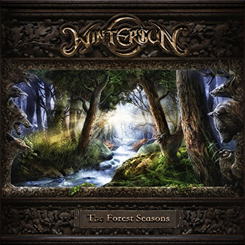 Wintersun - The Forest Seasons (Limited Digibook)