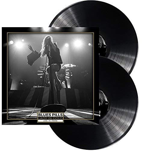 Blues Pills - Lady In Gold - Live In Paris (Vinyl)