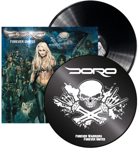 Doro - Forever United (Limited Edition) (Blue) (Vinyl)