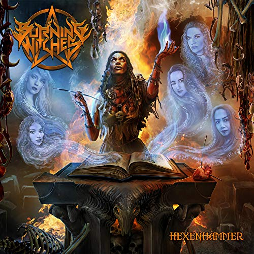 Burning Witches - Hexenhammer [Vinyl LP]