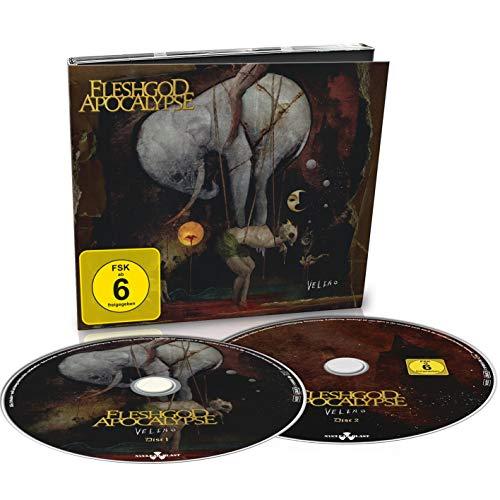 Fleshgod Apocalypse - Veleno (Ltd. Digipak + 2 Bonustracks + Live BR)