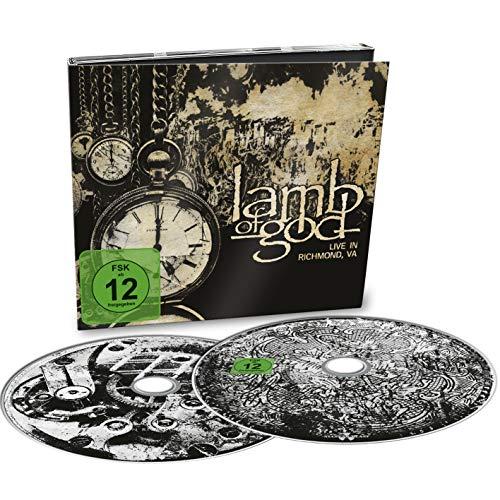 Lamb Of God - Live In Richmond, VA (CD DVD)