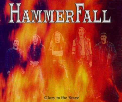 Hammerfall - Glory To The Brave (Maxi)