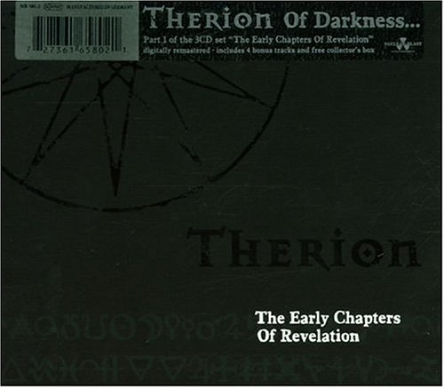 Therion - Of Darkness (+ Bonustracks)