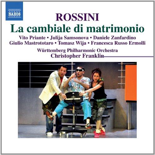 Rossini , Gioacchini - La Cambiale Di Matrimonio (Franklin)
