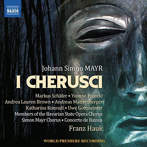 Mayr , Johann Simon - I Cherusci (Schäfer, Prentki, Brown, Mttersberger, Konradi, Gottswinter, Hauk)