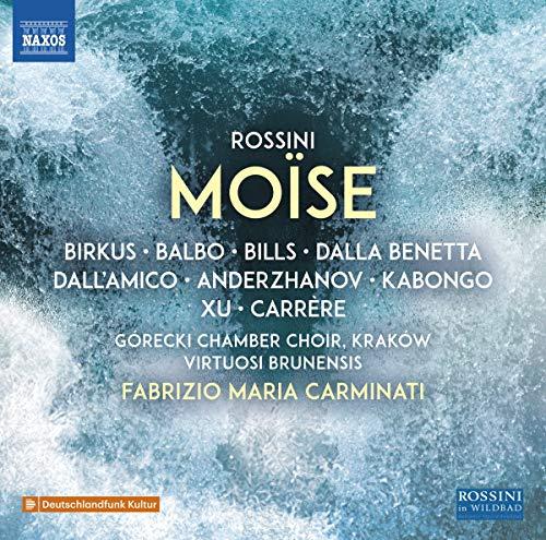 Rossini , Gioacchino - Moise (Birkus, Balbo, Bills, Dalla Benetta, Dall'Amico, Anderzhanov, Kabongo, Xu, Carrere, Carminati)