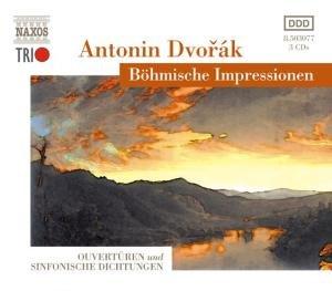 Dvorak , Anton - Böhmische Impressionen - Overtüren Und Sinfonische Dichtungen