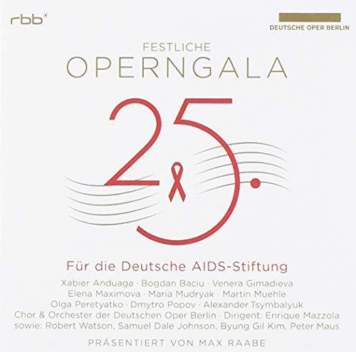 Sampler - 25. Festliche Operngala für die Aids-Stiftung