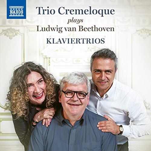 Trio Cremeloque - Plays Beethoven: Klaviertrios