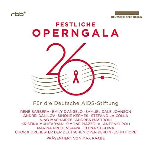 Sampler - 26. Festliche Operngala für die Deutsche AIDS-Stiftung (Präsentiert von Max Raabe)