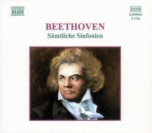 Beethoven , Ludwig van - Sämtliche sinfonien