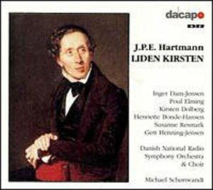 Hartmann , J.P.E. - Liden Kirsten (GA) (Schönwandt, DNRSO)