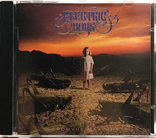 Electric Boys - Groovus Maximus