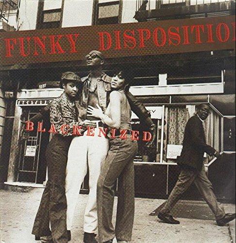 Sampler - Funky Disposition: Blackenized (Vinyl)