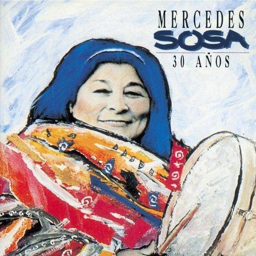 Sosa , Mercedes - 30 Anos