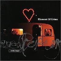 Element of Crime - Diete-moi ta loi (Weißes Papier)