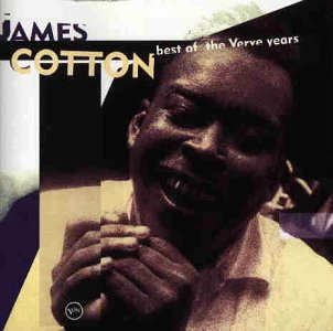 Cotton , James - The Best of the Verve Years