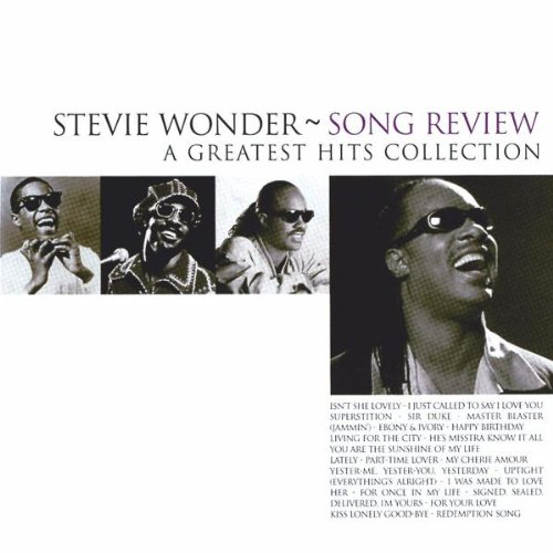 Wonder , Stevie - Song review