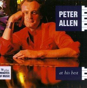 Allen , Peter - At his best