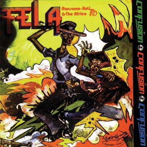 Kuti , Fela & The Africa 70 - Confusion / Gentleman (Fela Originals)