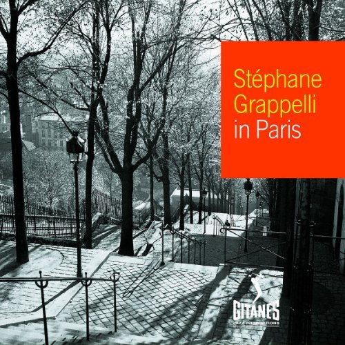 Grappelli , Stephane - Jazz in paris - improvisation