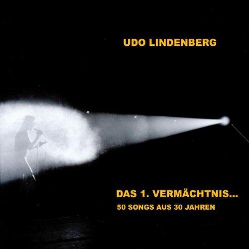 Lindenberg , Udo - Das 1. Vermächtnis... 50 Songs aus 30 Jahren 1969-2000 (3 CD Box Set)