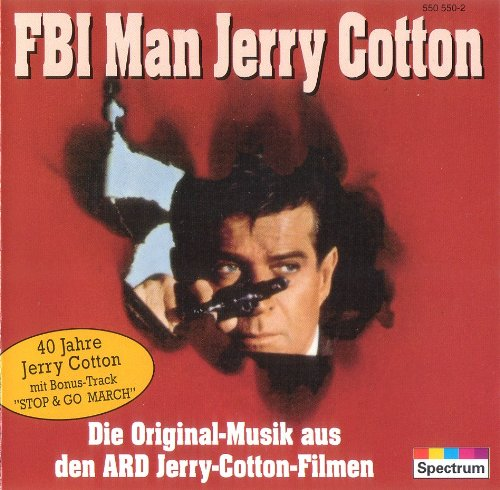 Soundtrack - FBI Man Jerry Cotton