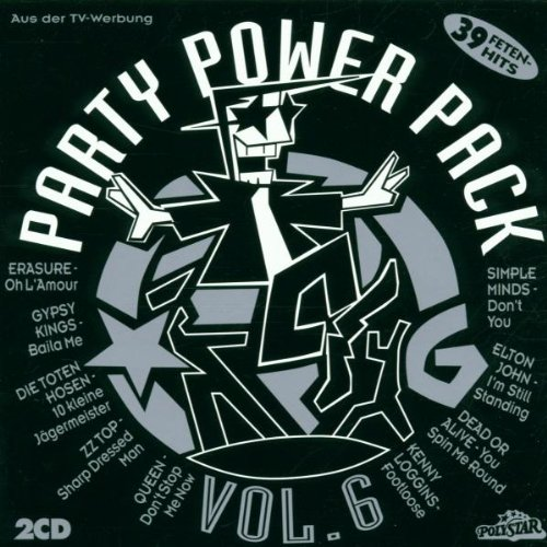 Sampler - Party Power Pack 6