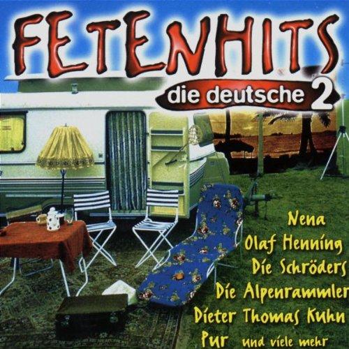 Sampler - Fetenhits - Die Deutsche 2